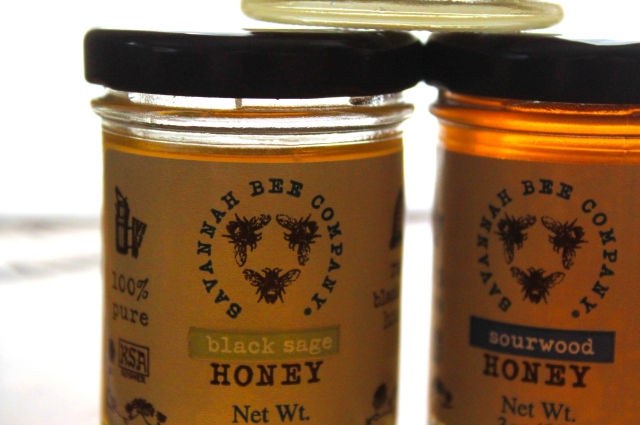 Black Sage and Sourwood honey