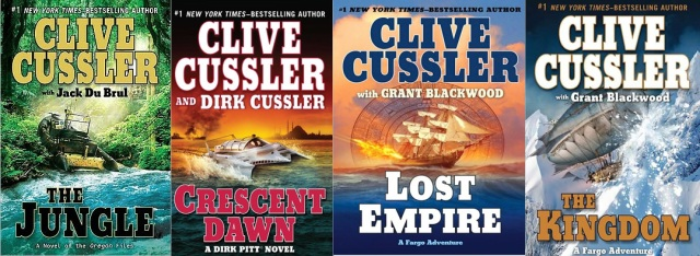 Clive Cussler's Latest Books
