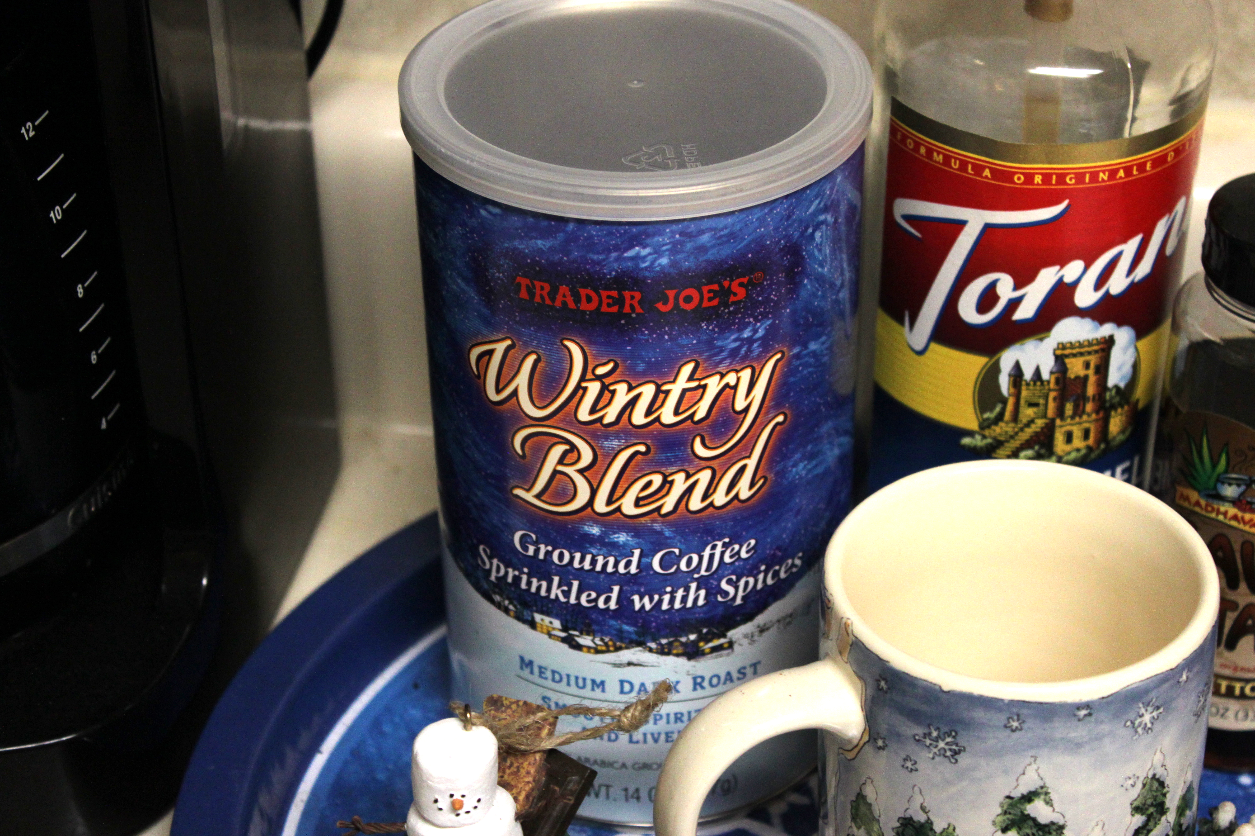 Trader Joe's Wintry Blend | A Cup of Mo